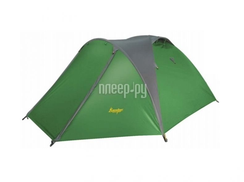 фото Canadian Camper Explorer 2 AL Green