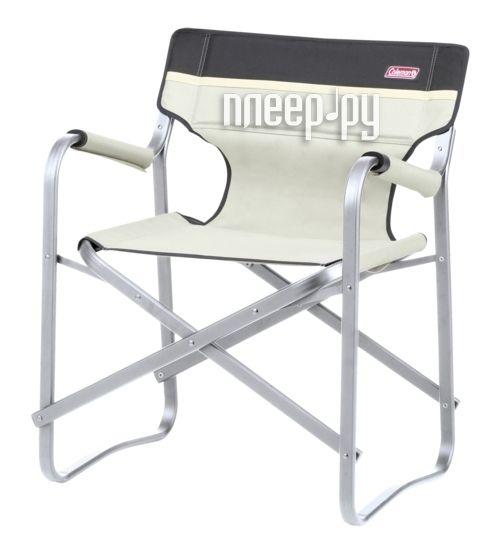 фото Coleman Deck Chair Khaki 204065
