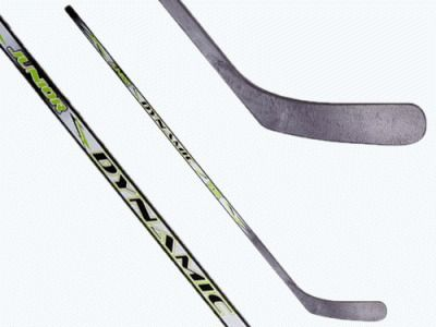 фото Клюшка хоккейная RGX JUNIOR DYNAMIC (левый загиб)