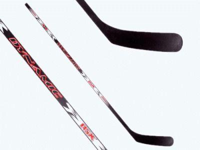 фото Клюшка хоккейная RGX SENIOR DYNAMIC (левый загиб)