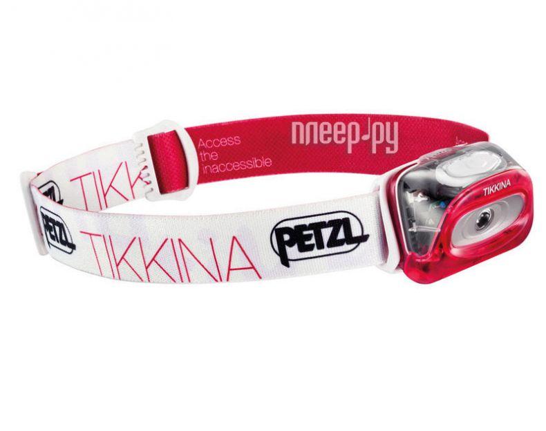 фото Petzl Tikkina E91 HFE Pink