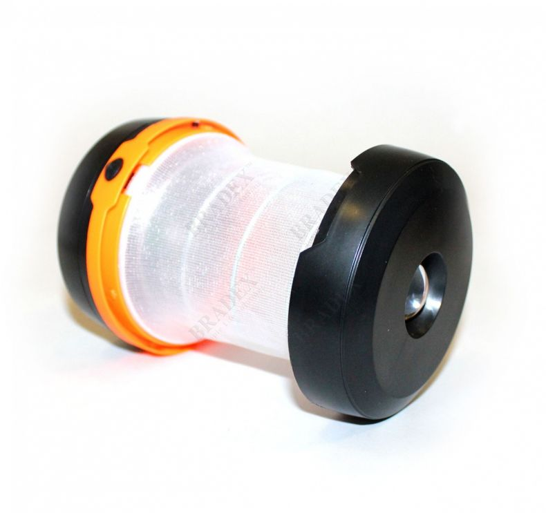фото Фонарик складной оранжевый «МАЯК» TD 0306