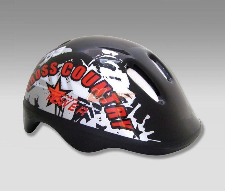 фото Ролик. шлем MaxCity BABY CROSS красный р.M (уп=24шт)