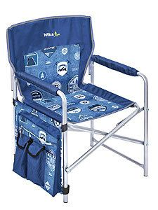 фото Кресло складное Ника КС2 мягк,82х49х55см