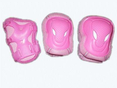 фото Защита роликовая. В наборе: 2 защиты колена, 2 защиты локтя, 2 защиты кисти. Размер М. WXR-М