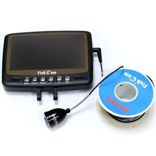 фото Видеокамера для рыбалки SITITEK FishCam-430 DVR с функцией записи