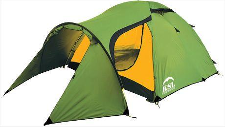 фото Палатка CHEROKEE 4 \ green, 420x220x125 cm