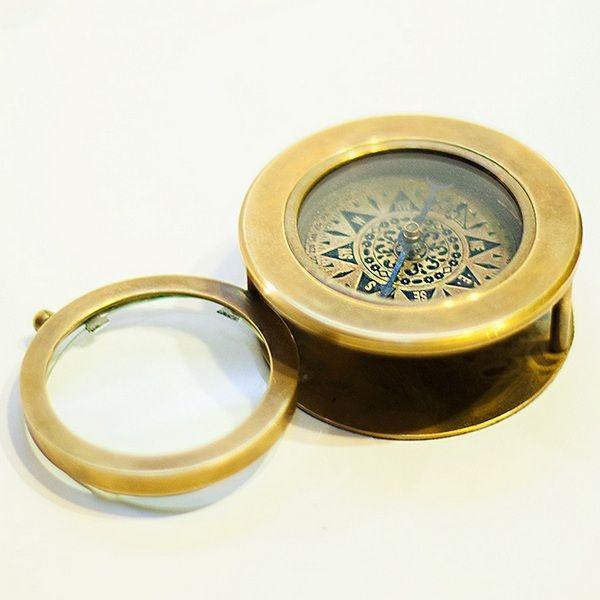 фото Медный компас