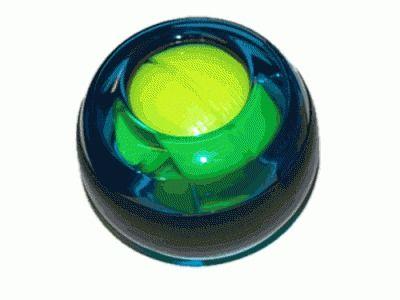 фото Тренажёр кистевой POWER BALL пластик ABS ASA128