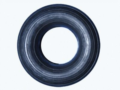 фото Эспандер кольцо , большой, ребристый, нагрузка 65 кг, чёрный 23018 AR