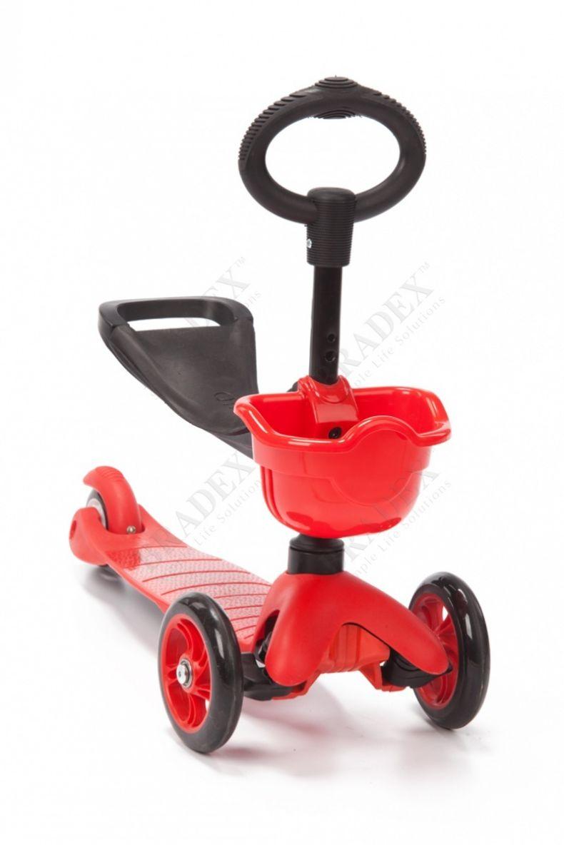 фото Самокат детский «ТРИО» (3 in 1 kid scooter)
