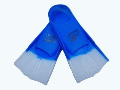 фото Ласты для плавания в бассейне в полиэтиленовой сумке. Размер 42-44. 2737