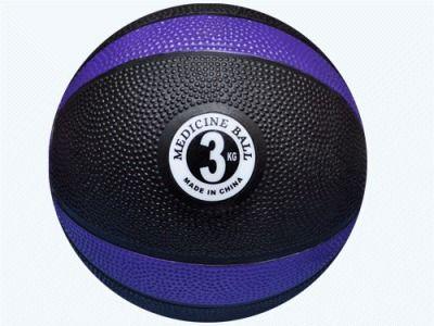 фото Мяч для атлетических упражнений (медбол). Вес 3 кг. MBD2-3 kg