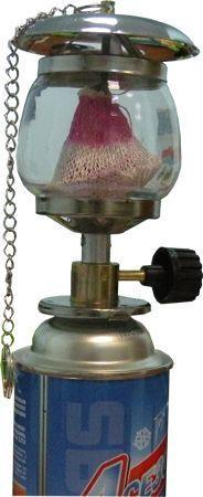 фото Газовая лампа (без пьезоподжига)