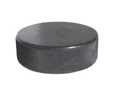 фото Шайба хоккейная взрослая (170 грамм) пр-во Политехносервис