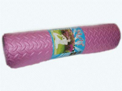 фото Коврик для йоги. Длина 190 см, ширина 60 см, толщина 8 мм. 60190