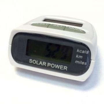 фото Шагомер на солнечной батарее