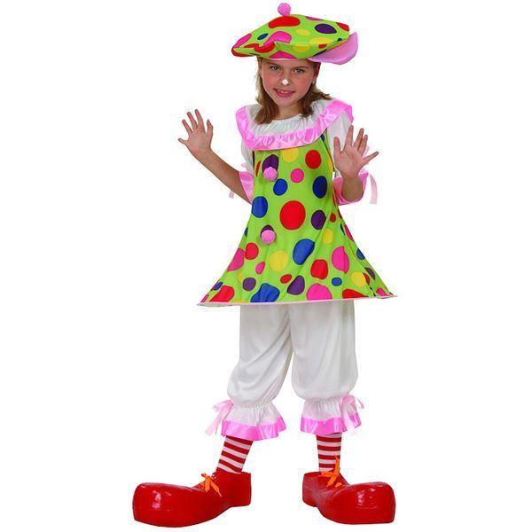 Костюм клоуна своими руками фото