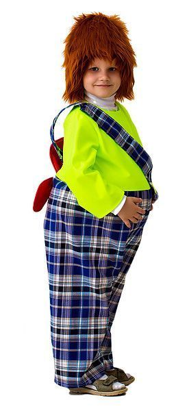 Как сшить костюм карлсона своими руками на взрослого